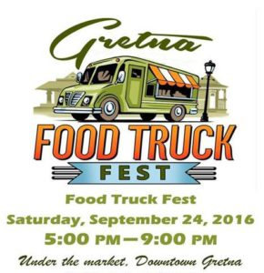 Gretna Food Truck Fest