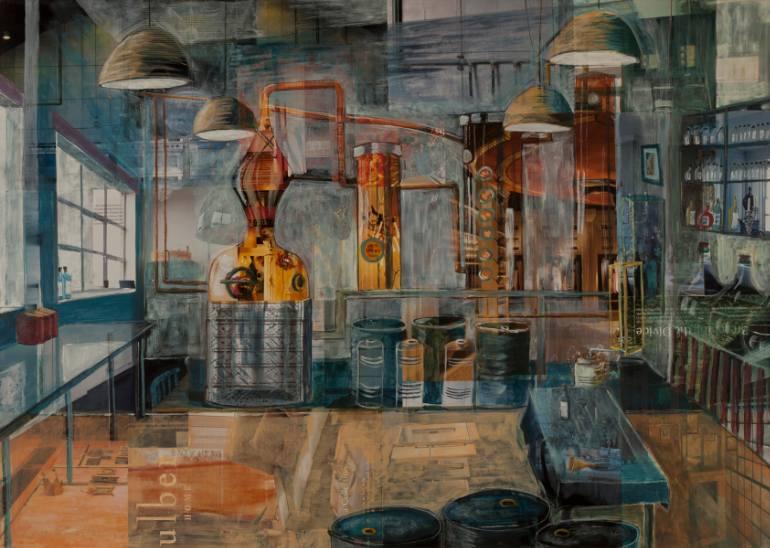 NOLA's Emerging Microdistillery Scene